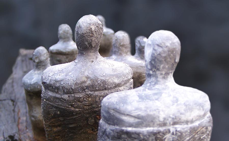 Sculpture_Bronze_Acier
