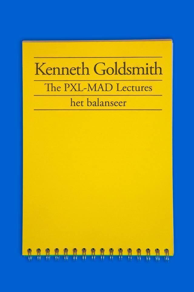 Kenneth Goldsmith Hotel