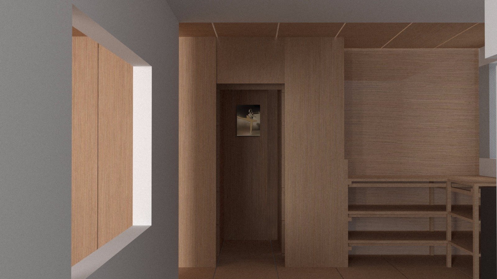 Interior Renovation For Musicians Itm Studio