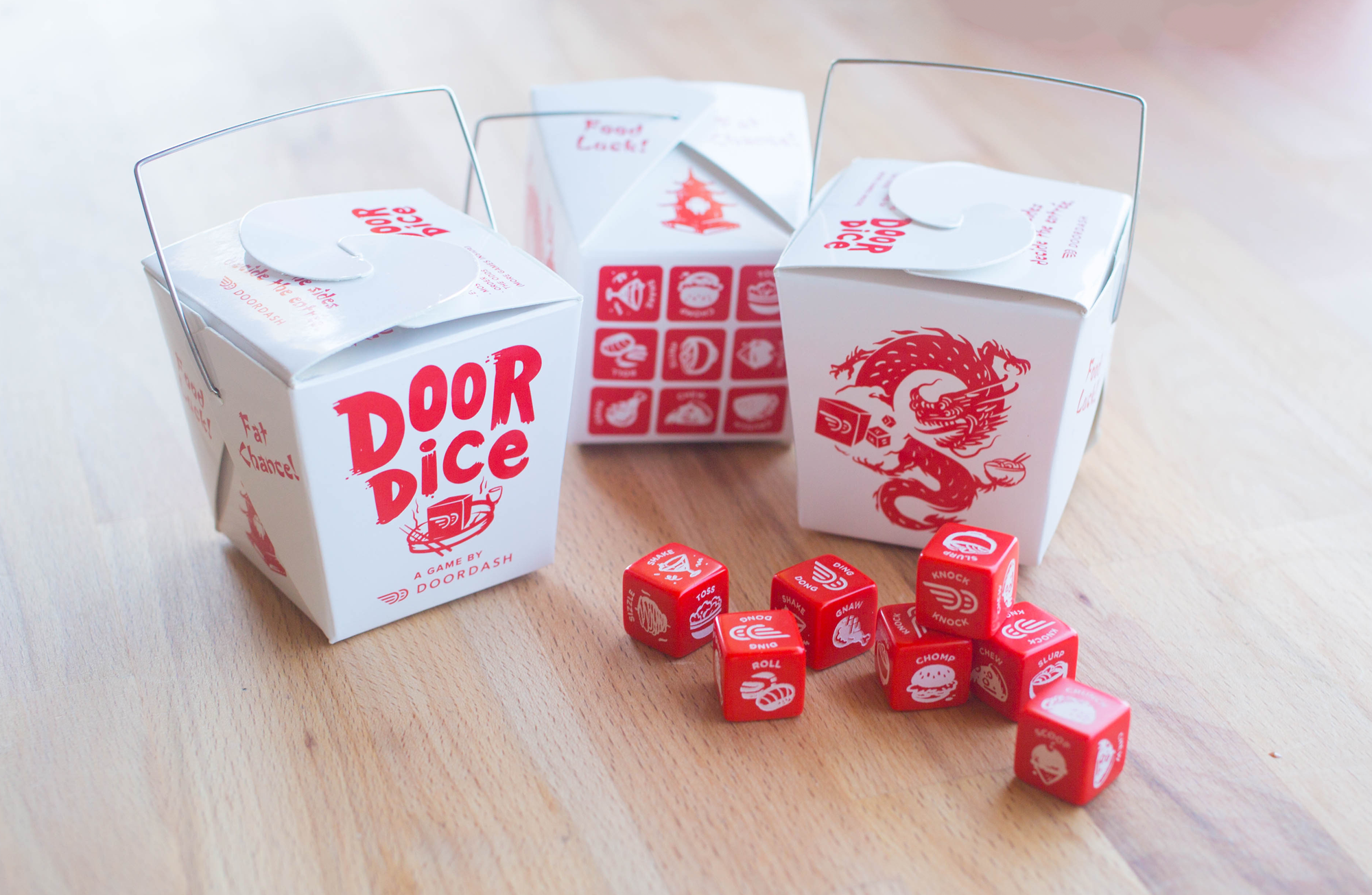 DoorDice - Brandon Ly Design