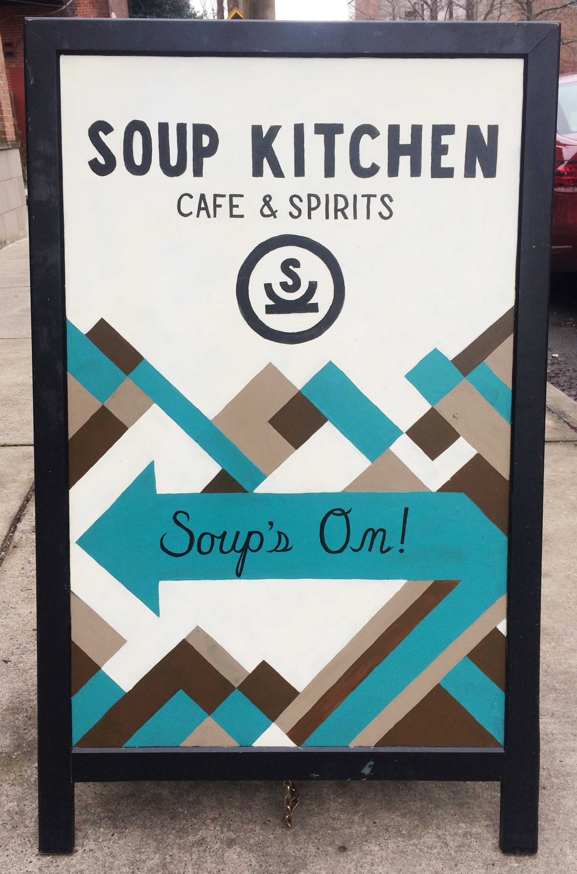 Soup Kitchen Cafe - AGrasso_Artistica