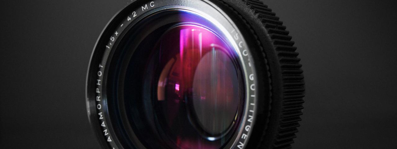 Iscorama 42 MC Anamorphic Lens - Jae Morrison