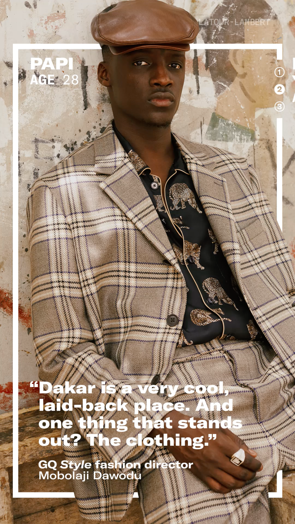 GQ Snapchat Discover - Shakeil Greeley