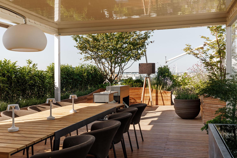 Outdoorküche Zubehör Wien : Terrasse k wien kramer and kramer