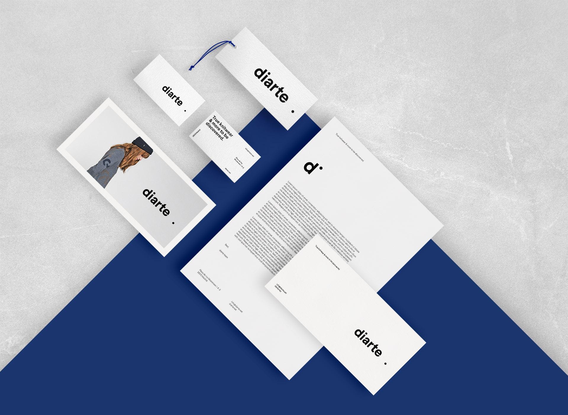 Diarte - Rebeka Arce  Art direction and graphic design studio