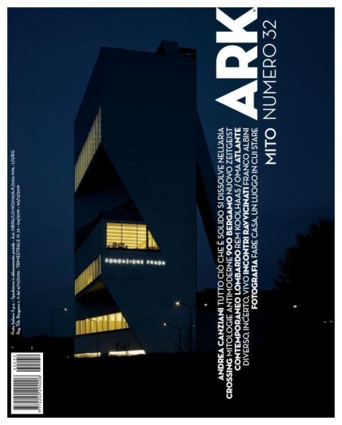 ark magazine n.32 cover