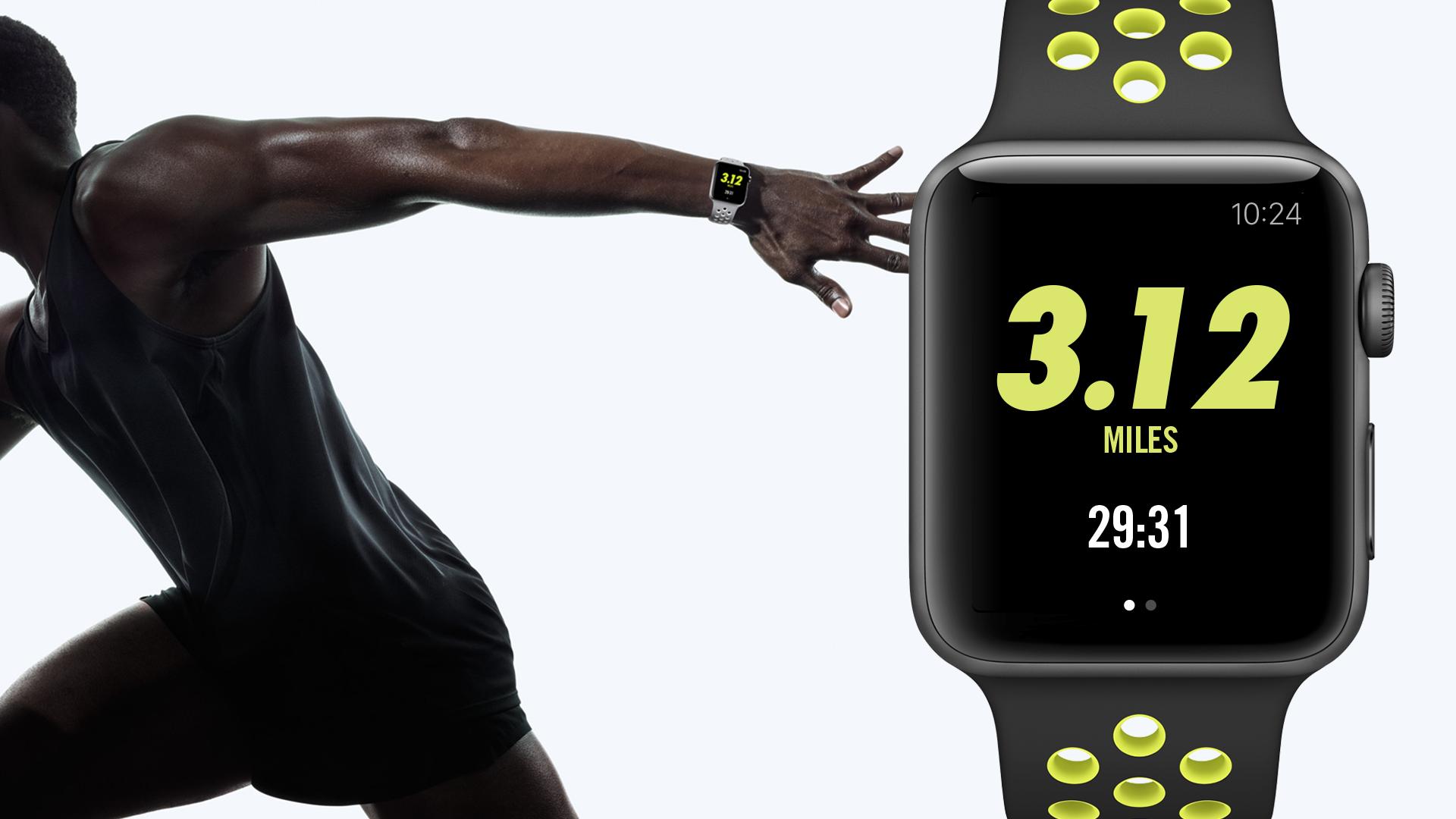 amazon top design info for Apple Watch Nike+ - Masa Tanaka