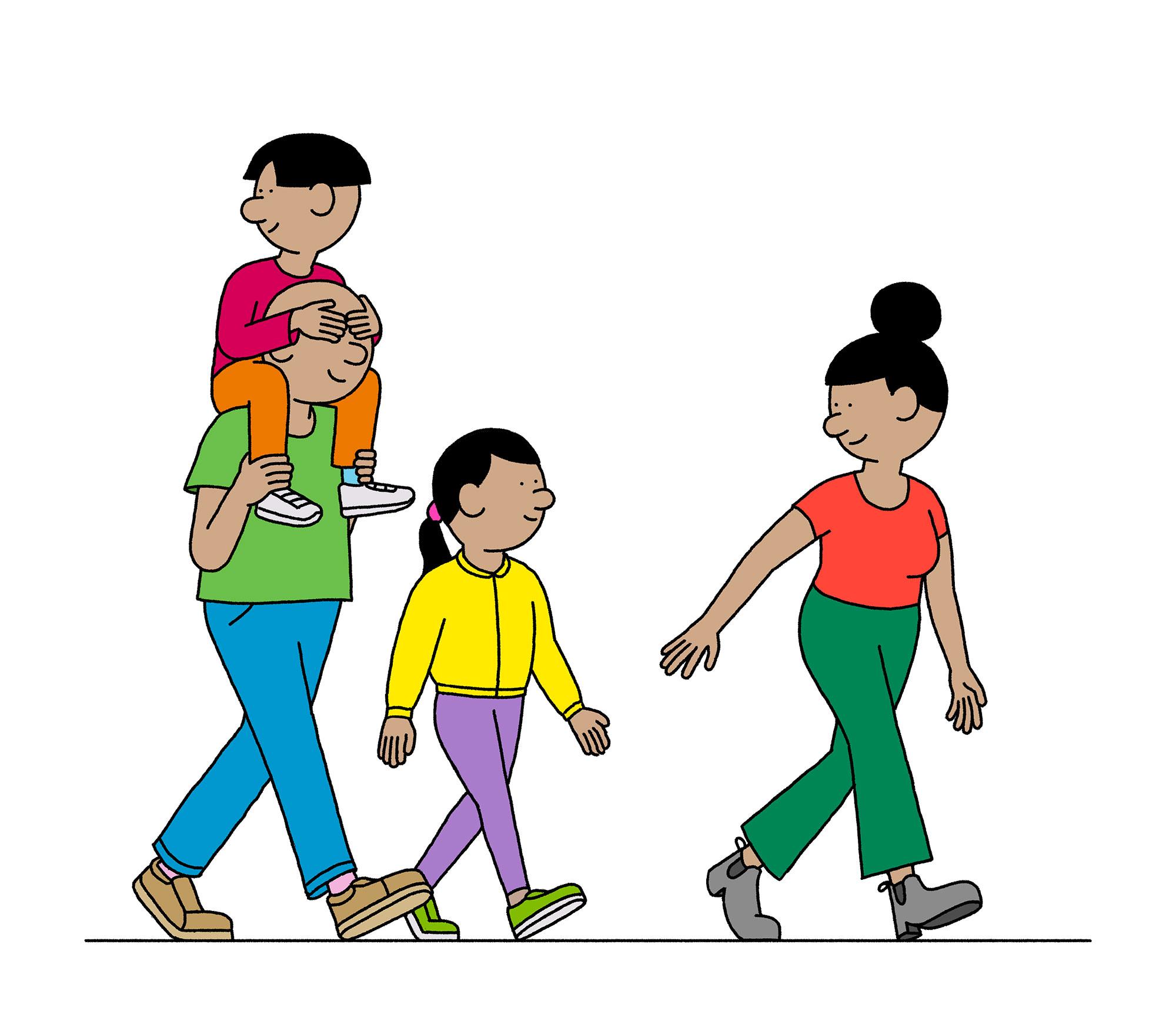 Happy Family - Laurie Rollitt