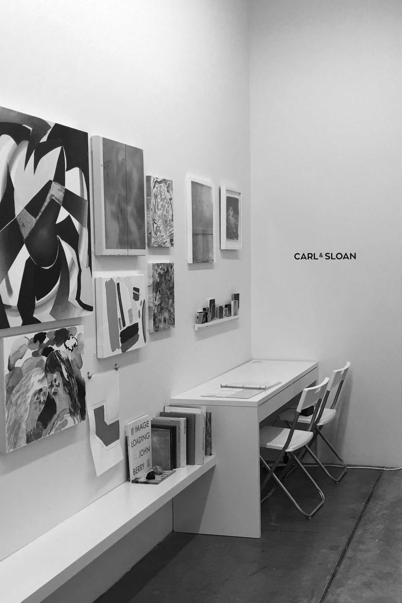 Carl & Sloan - Calvin Ross Carl — Design & Creative Direction