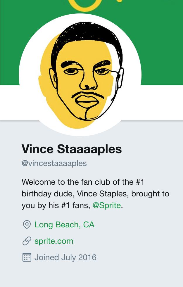 Happy Birthday Vince Staples - Prit Patel | Writer