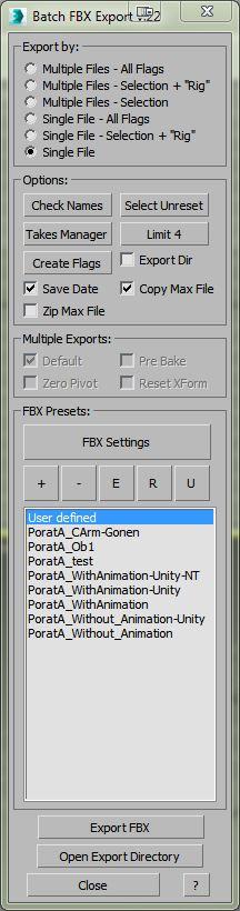 Fbx File