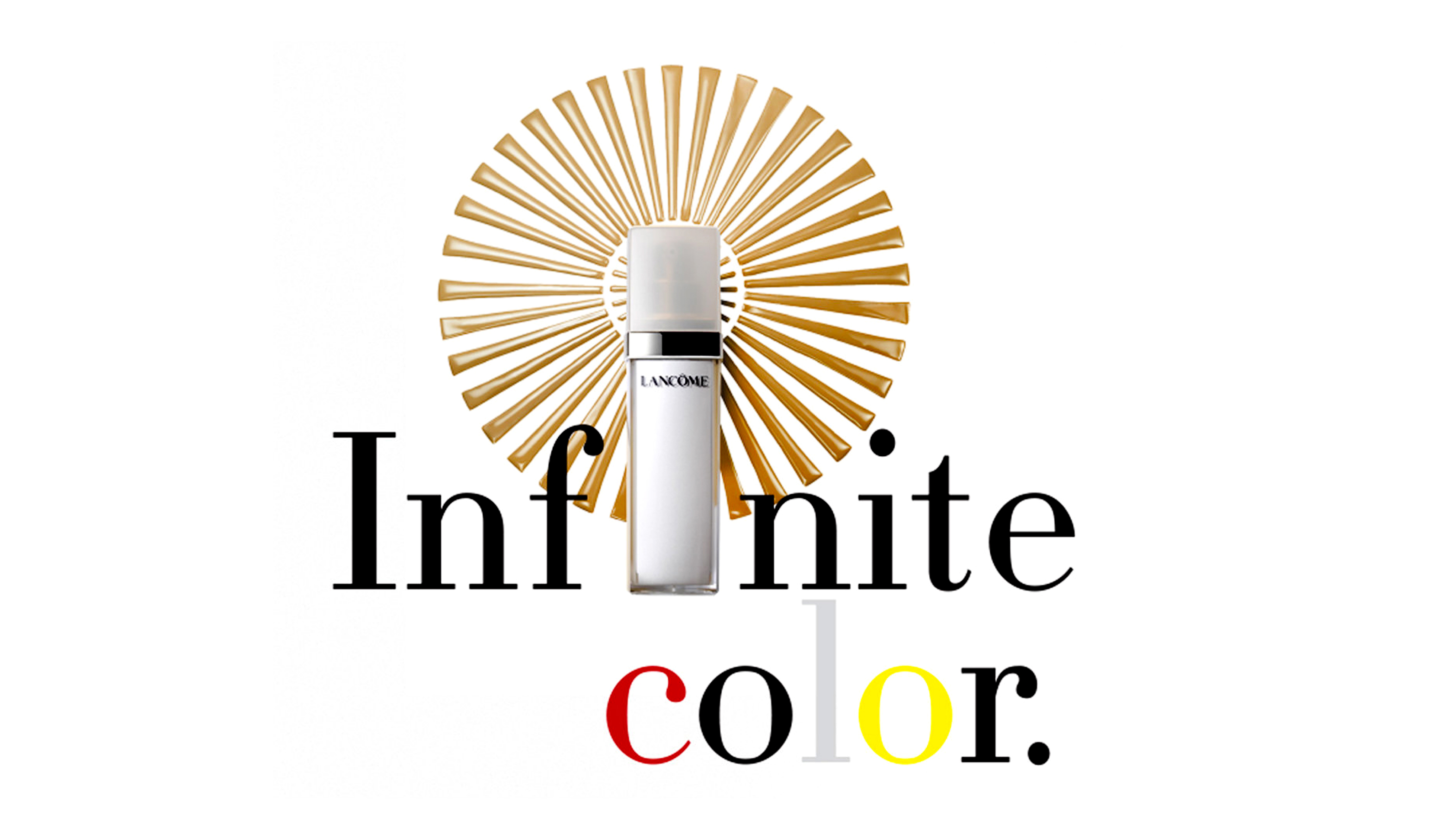 Lancome Brand ID - Infinite Color - acollective