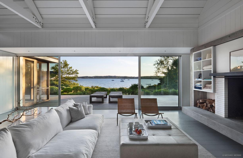 MONTAUK LAKE HOUSE & MONTAUK LAKE HOUSE - Robert Young Architects
