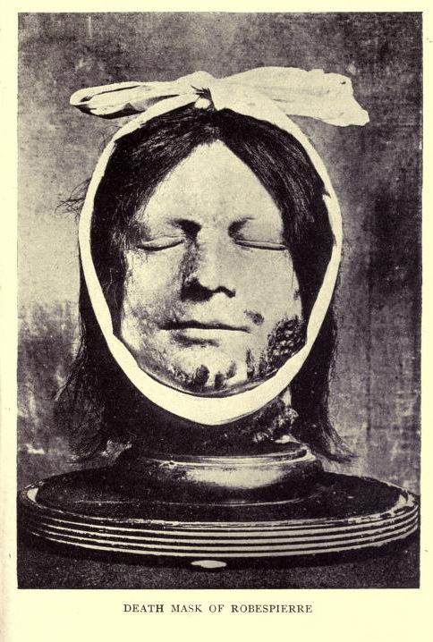 The Journey of Robespierre's Head - That game which I haven