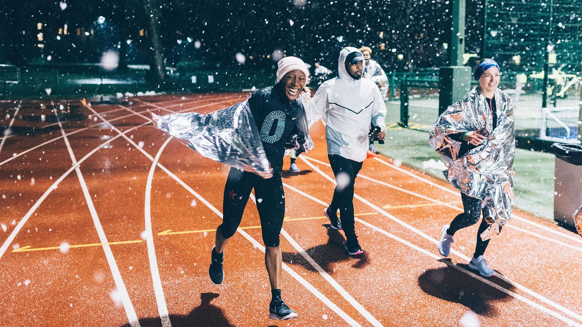 Fecha roja Opiáceo insondable  Track Mafia x Nike Tech Pack - Vittorio Perotti