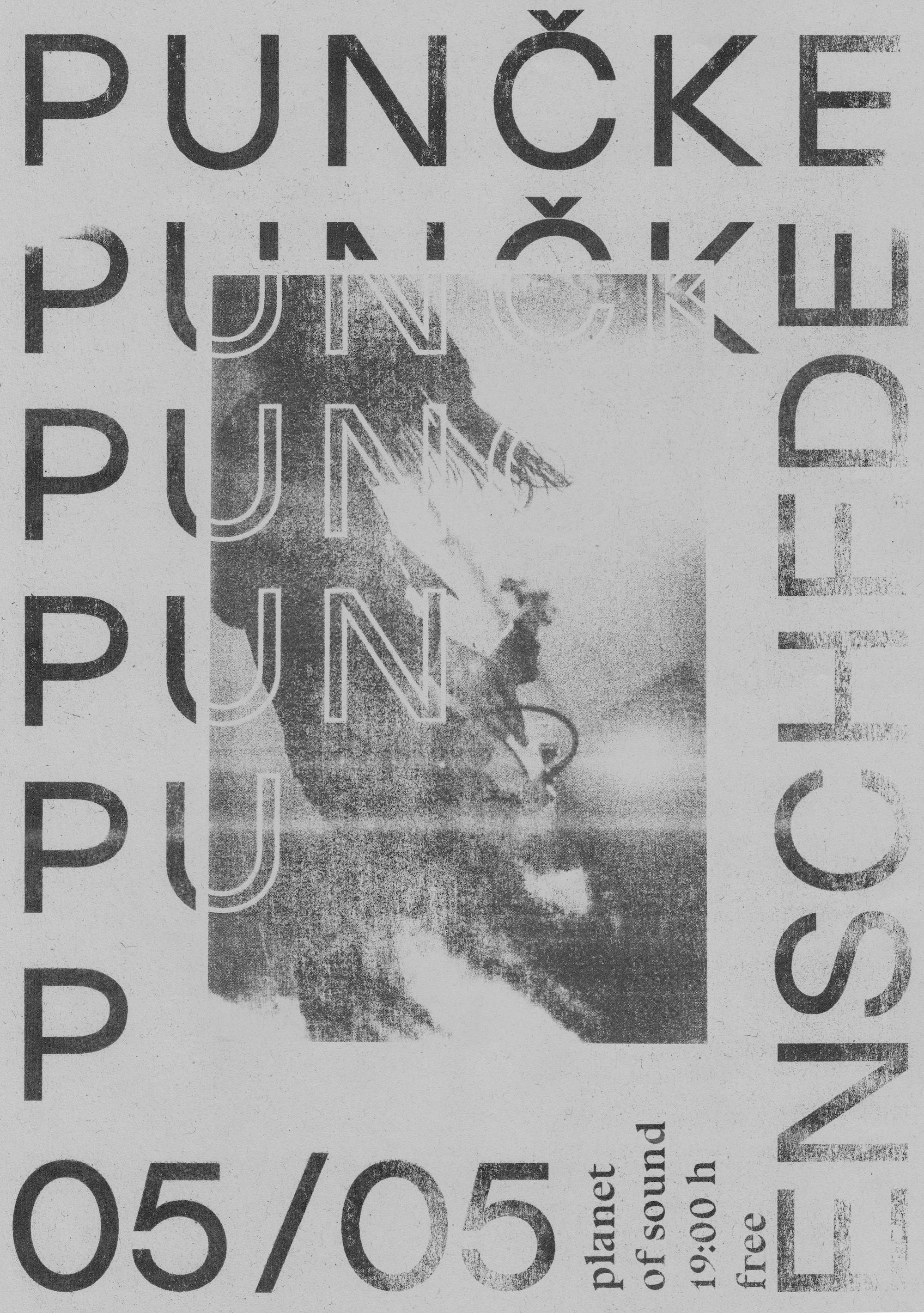Punčke posters - Sven Sorić