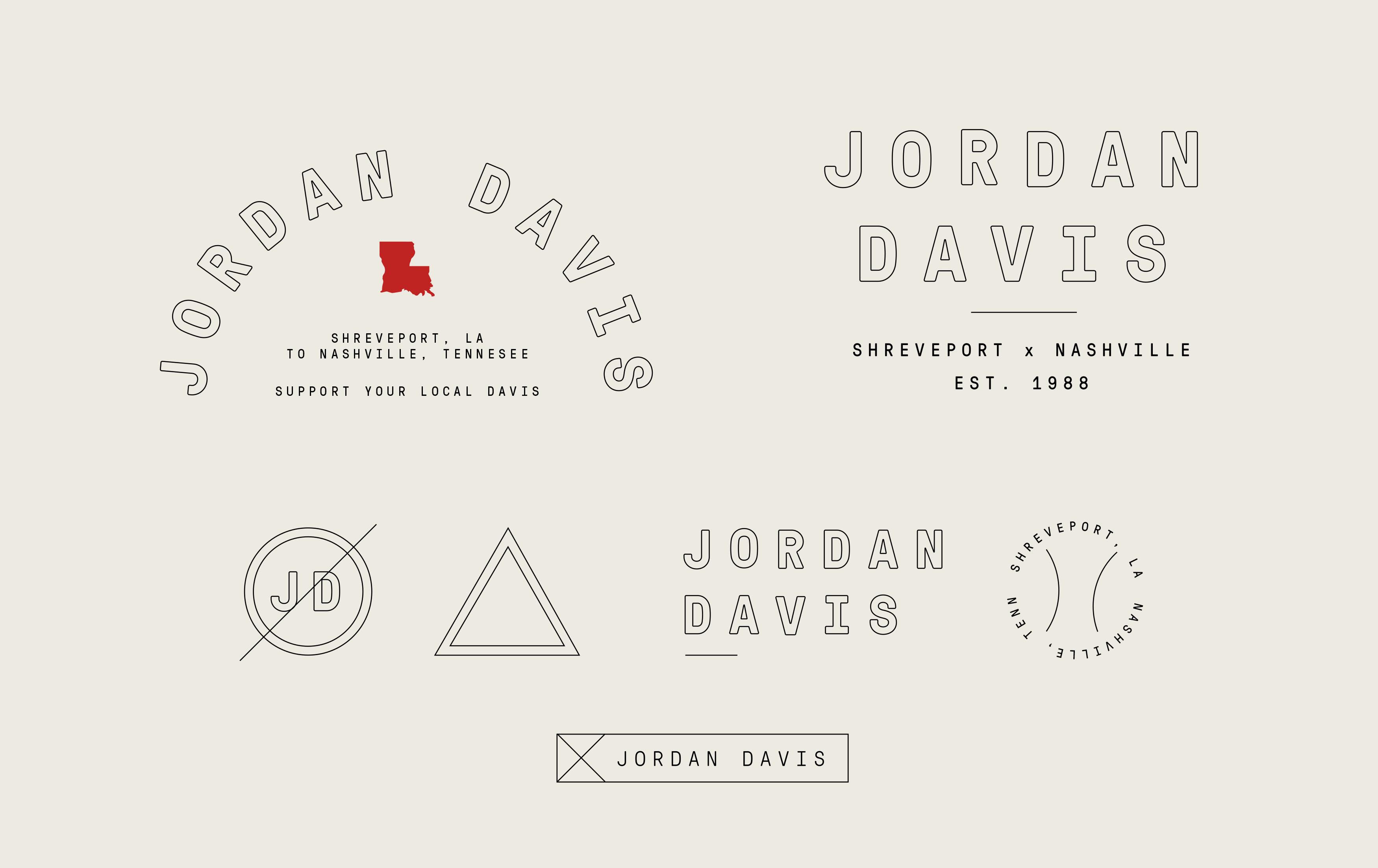 Jordan Davis - Judson Collier is a Graphic Designer and