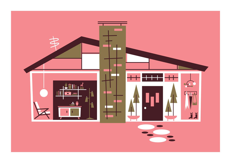 Mid-Century Modern Houses - victoriafernandez