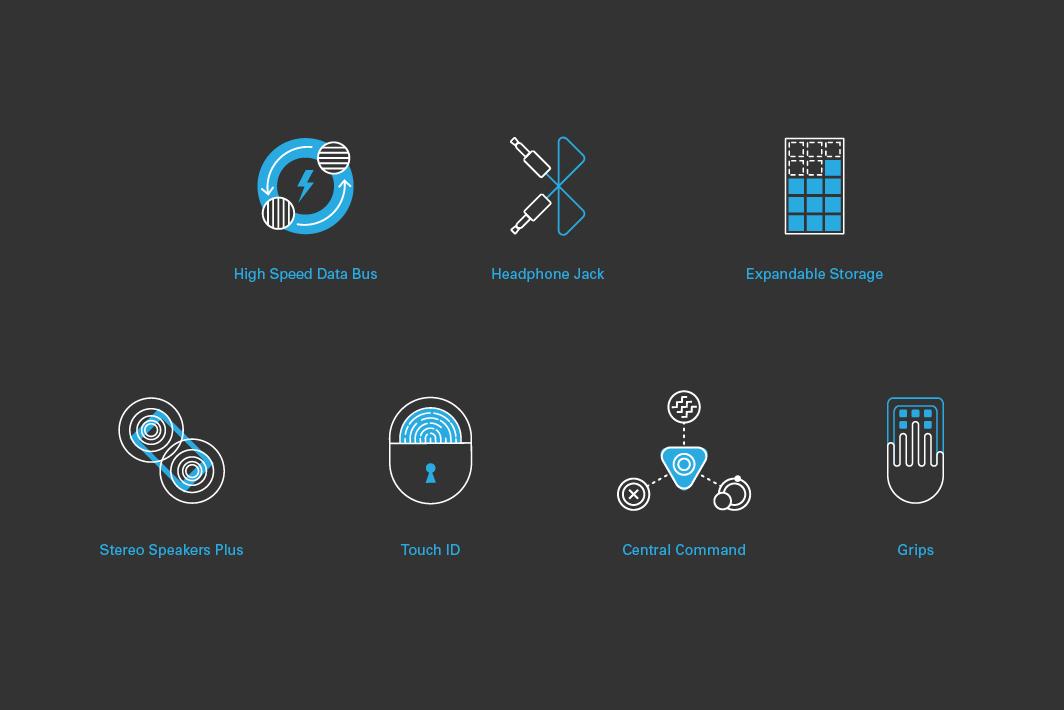 Tech Icons - Joel Hawkins