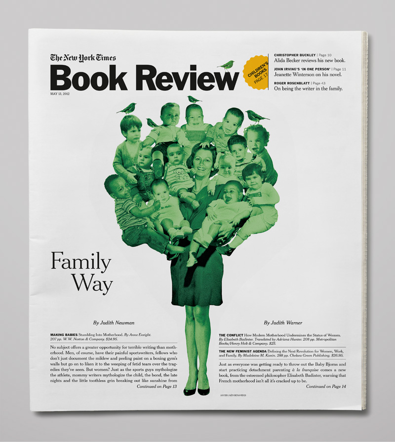 13 5 2012 The New York Times Book Review Family Way