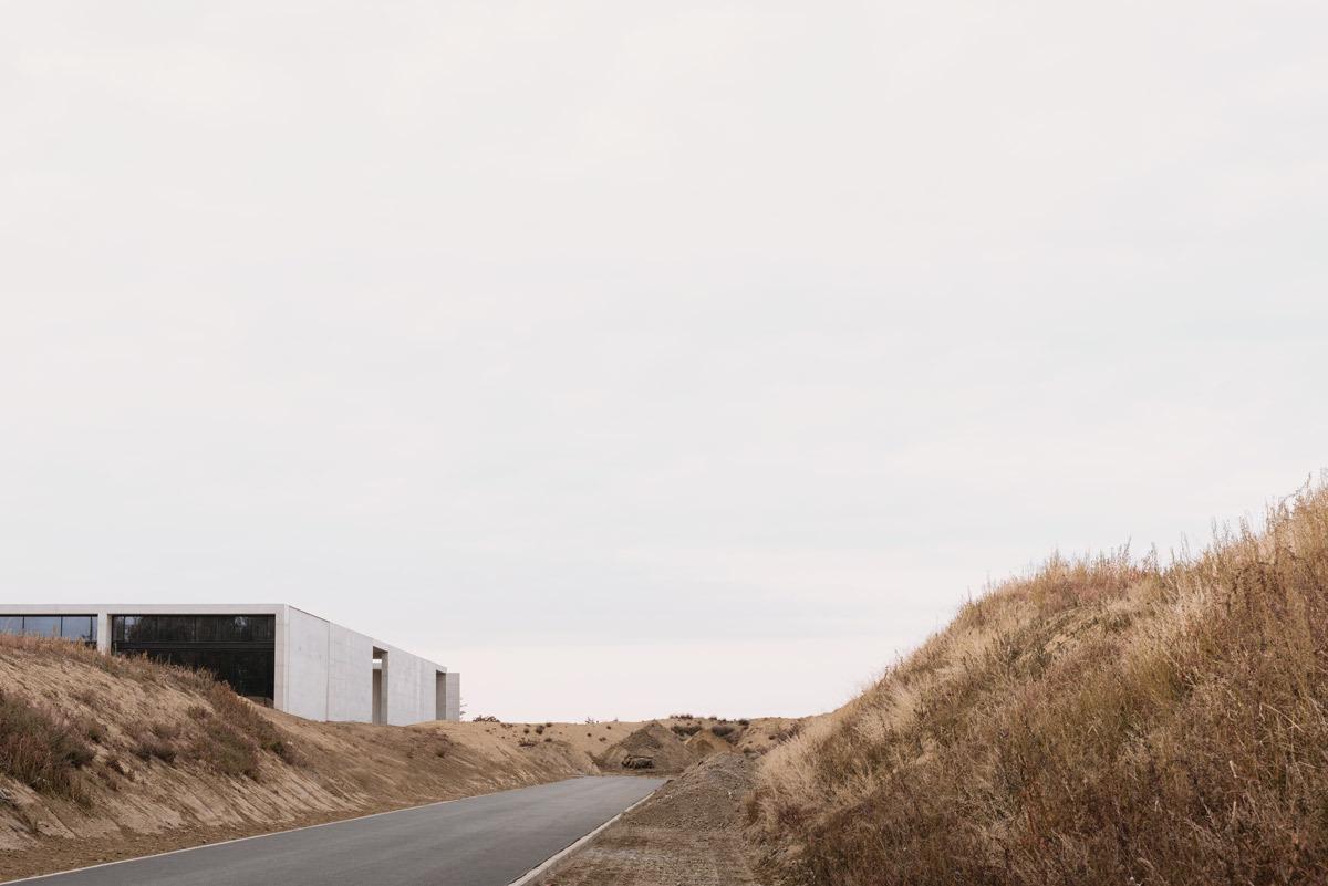 Crematorium Siesegem by KAAN Architecten - Thisispaper Magazine