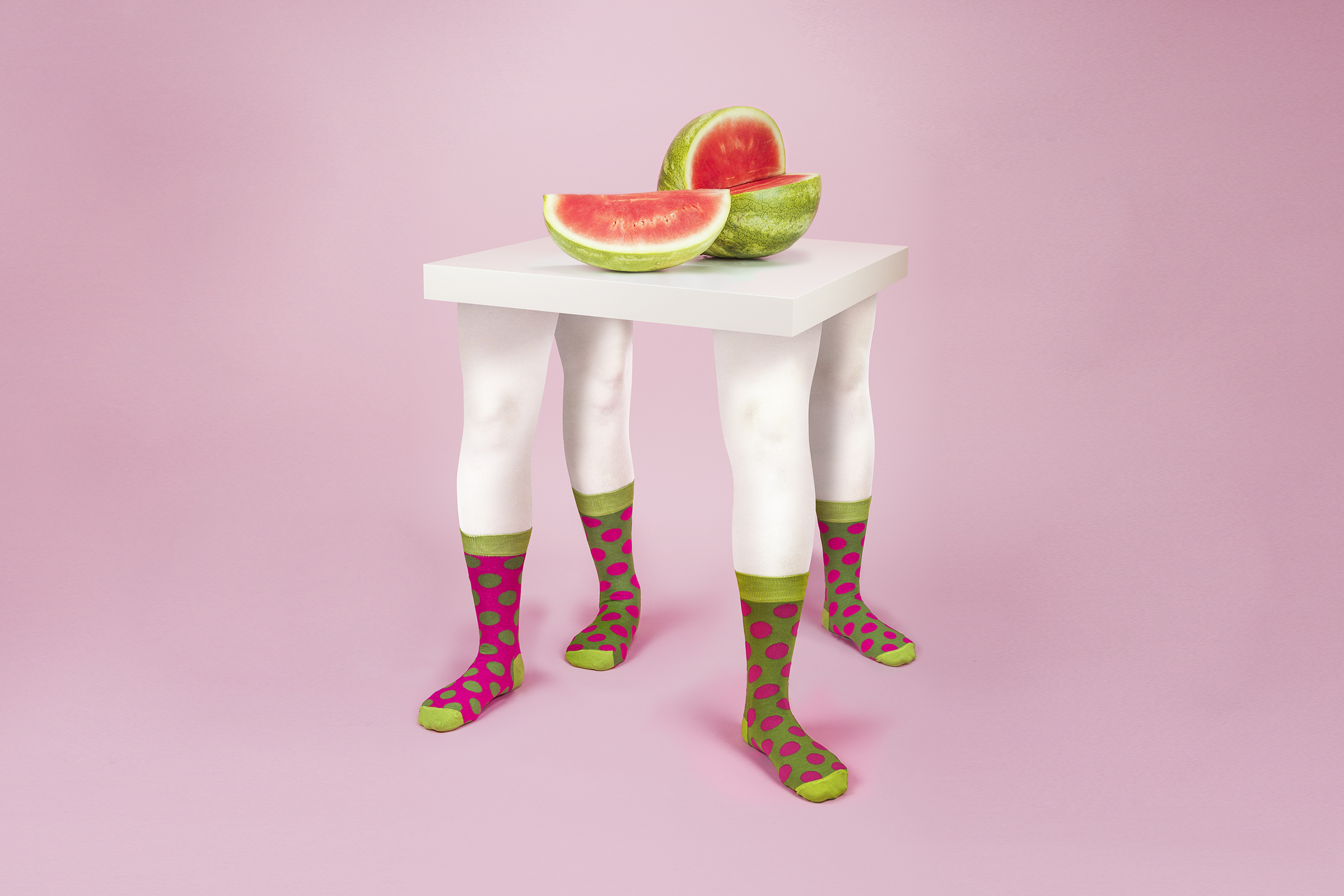 Odd Pears Campaign Leta Sobierajski