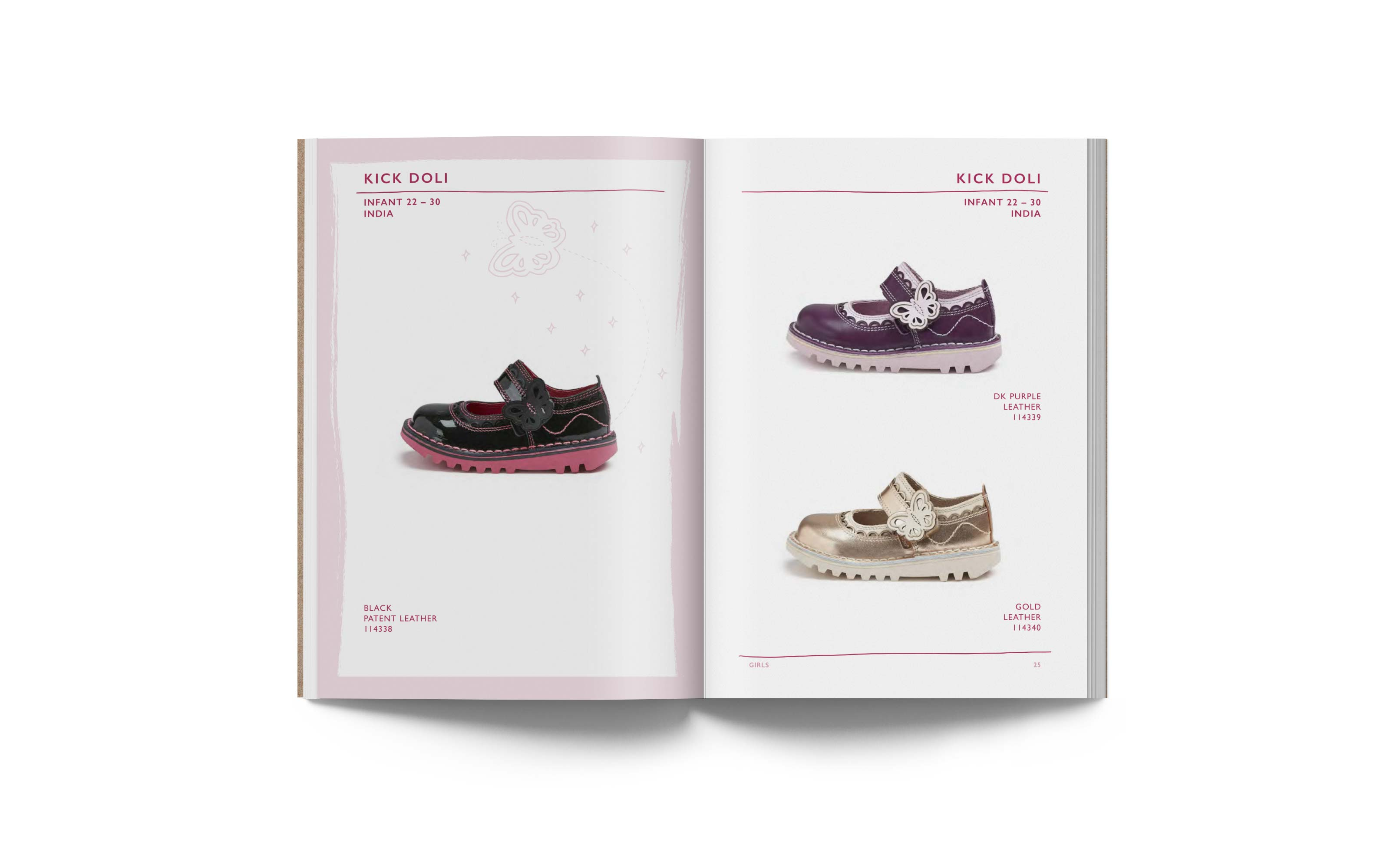 e57d3c789c8b7d Throughout the catalogue, photographs of the footwear were paired with  illustrations by Em May.
