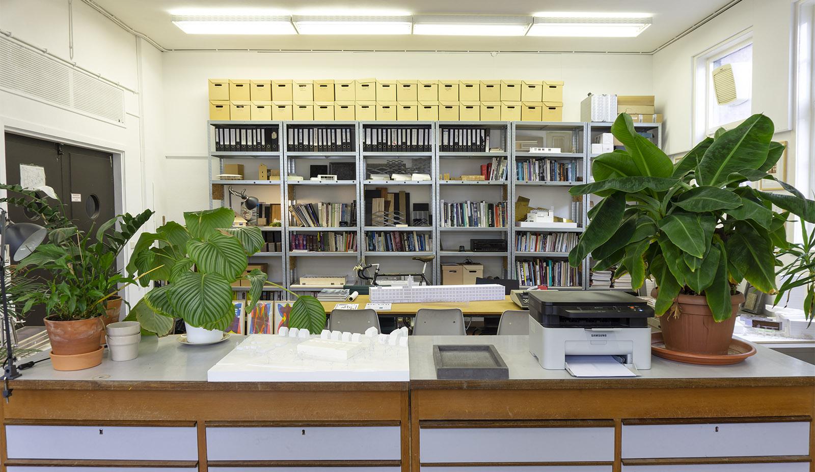 Archief wies bureau voor ruimtelijk ontwerp