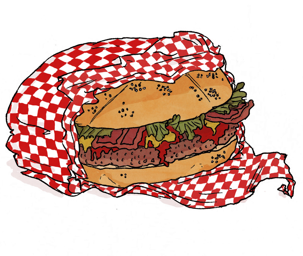 Burger Study 02