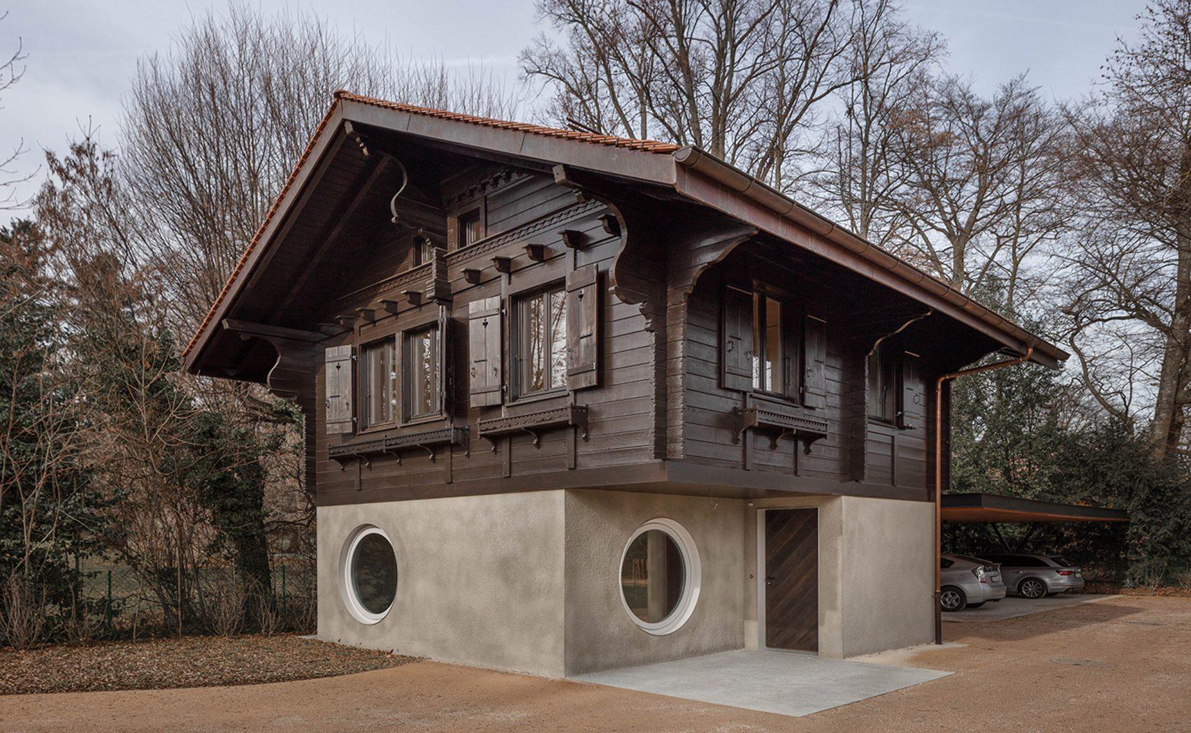 Mr  Barret's House by Bureau - Thisispaper Magazine