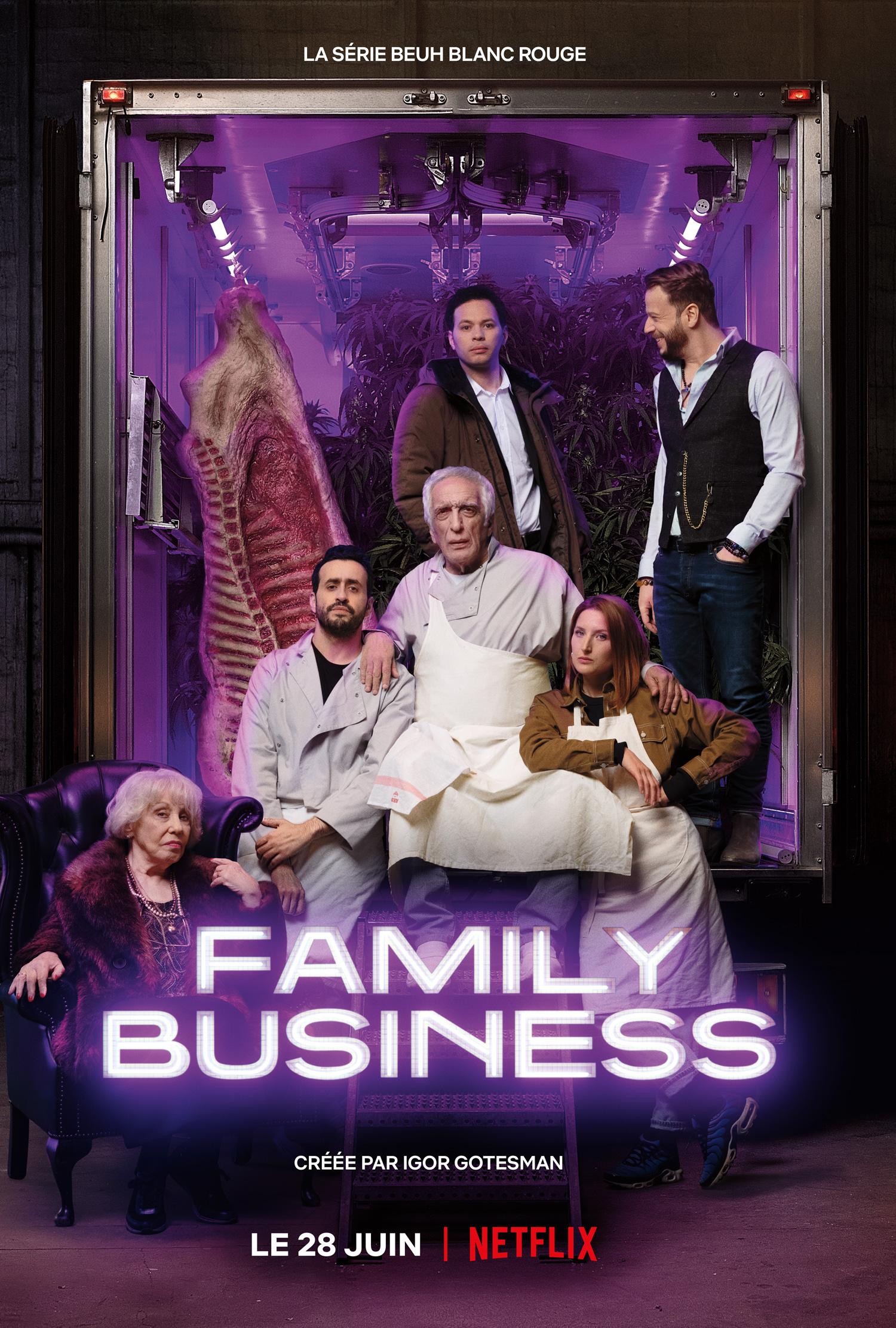 Altro che caffè Family Business