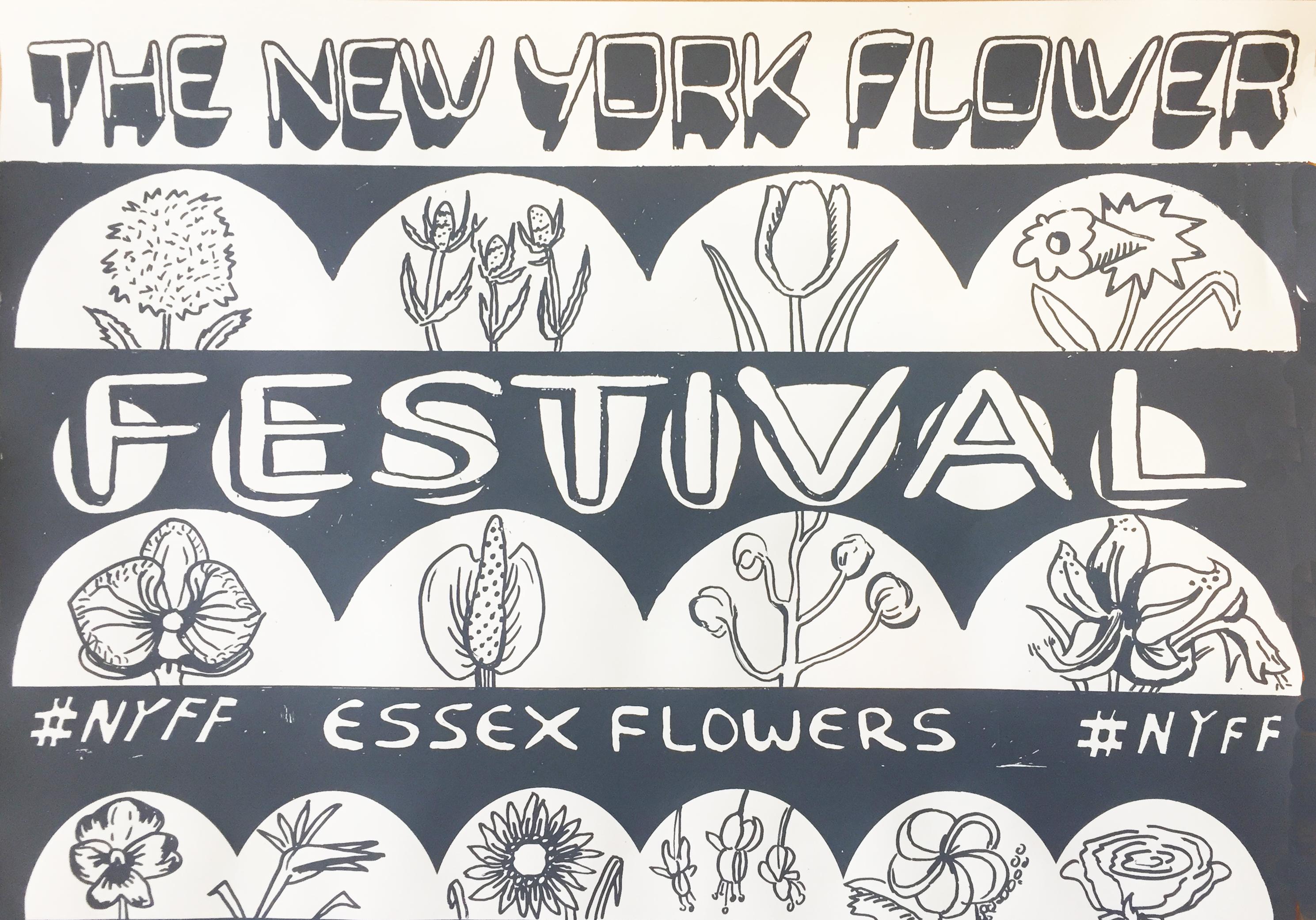New York Flower Festival 2018 Essex Flowers