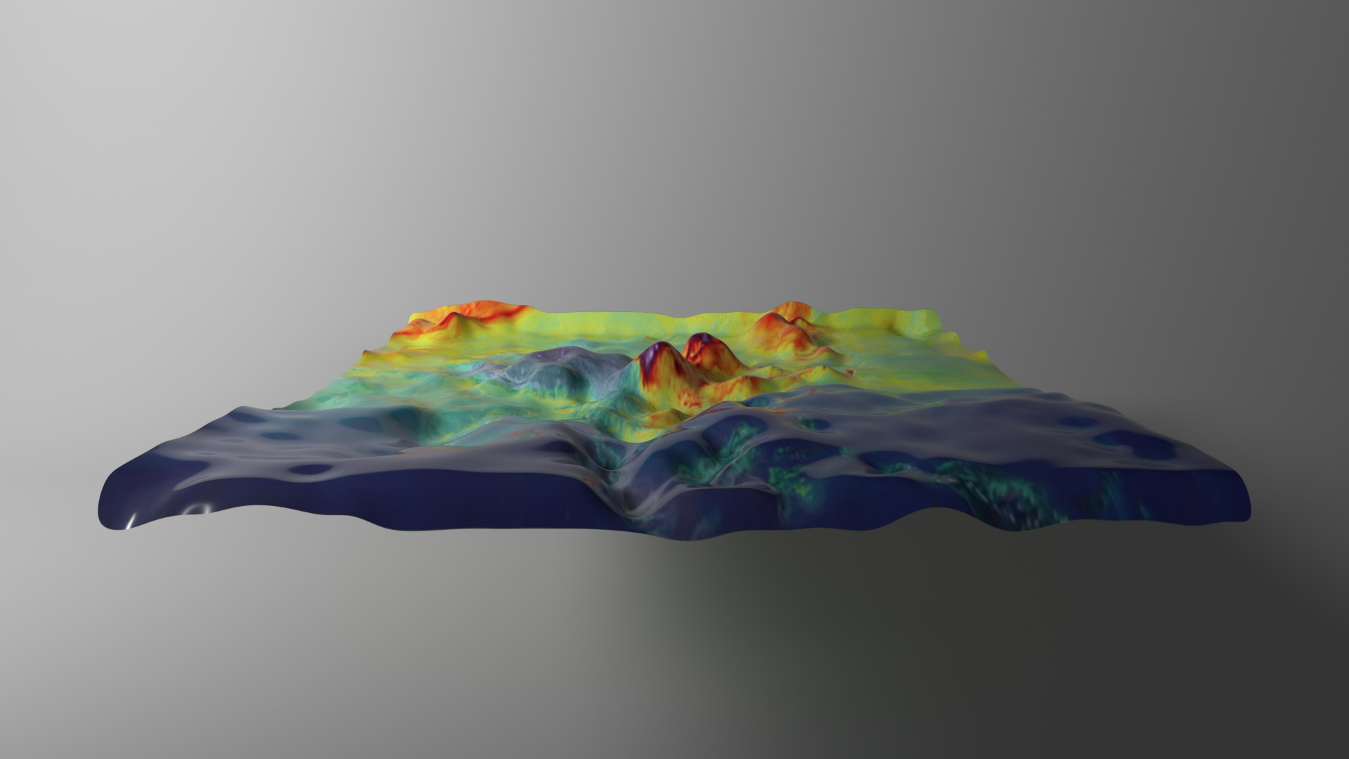 NASA Data Displacement