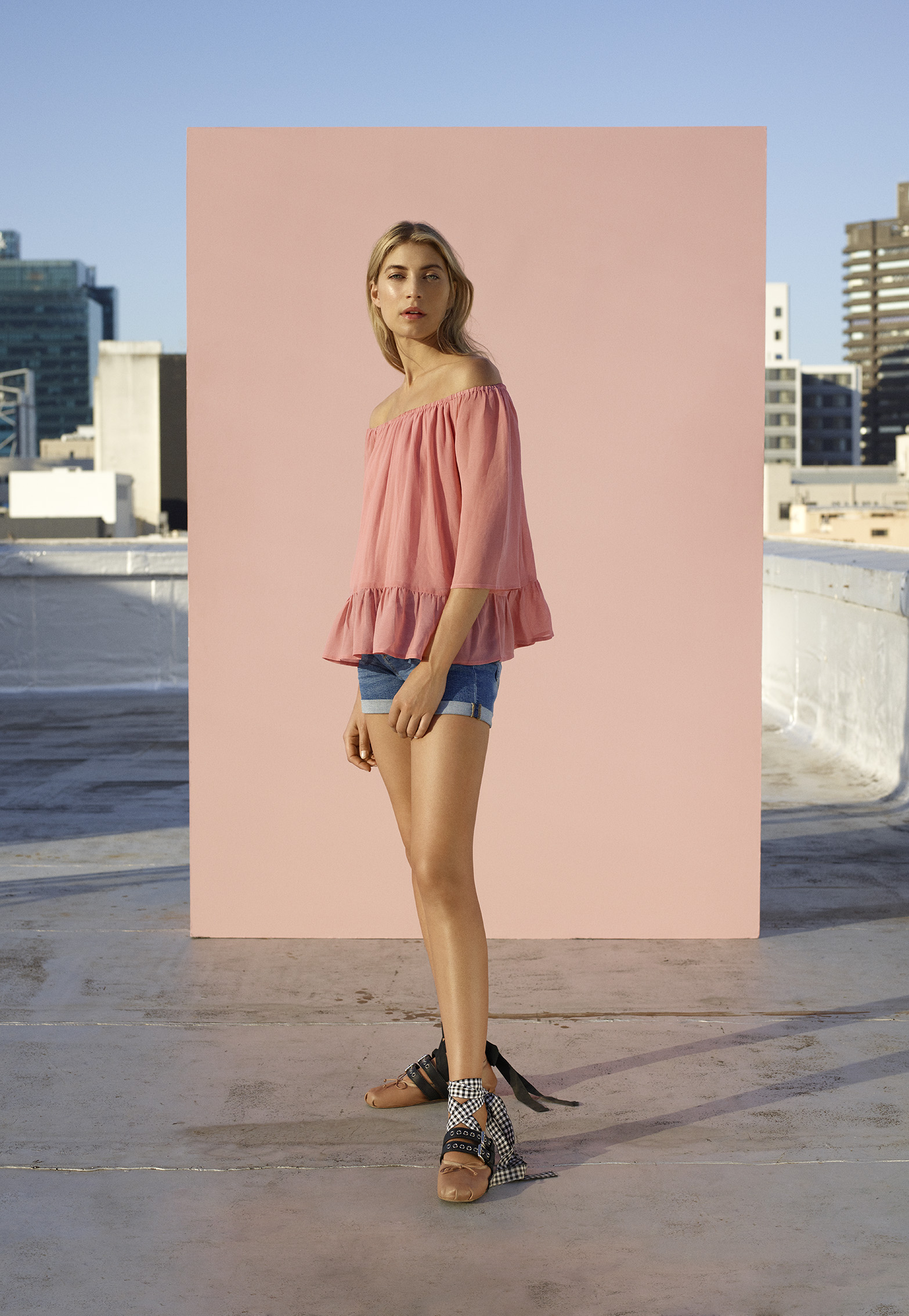 gina tricot summer two feet productions cape town