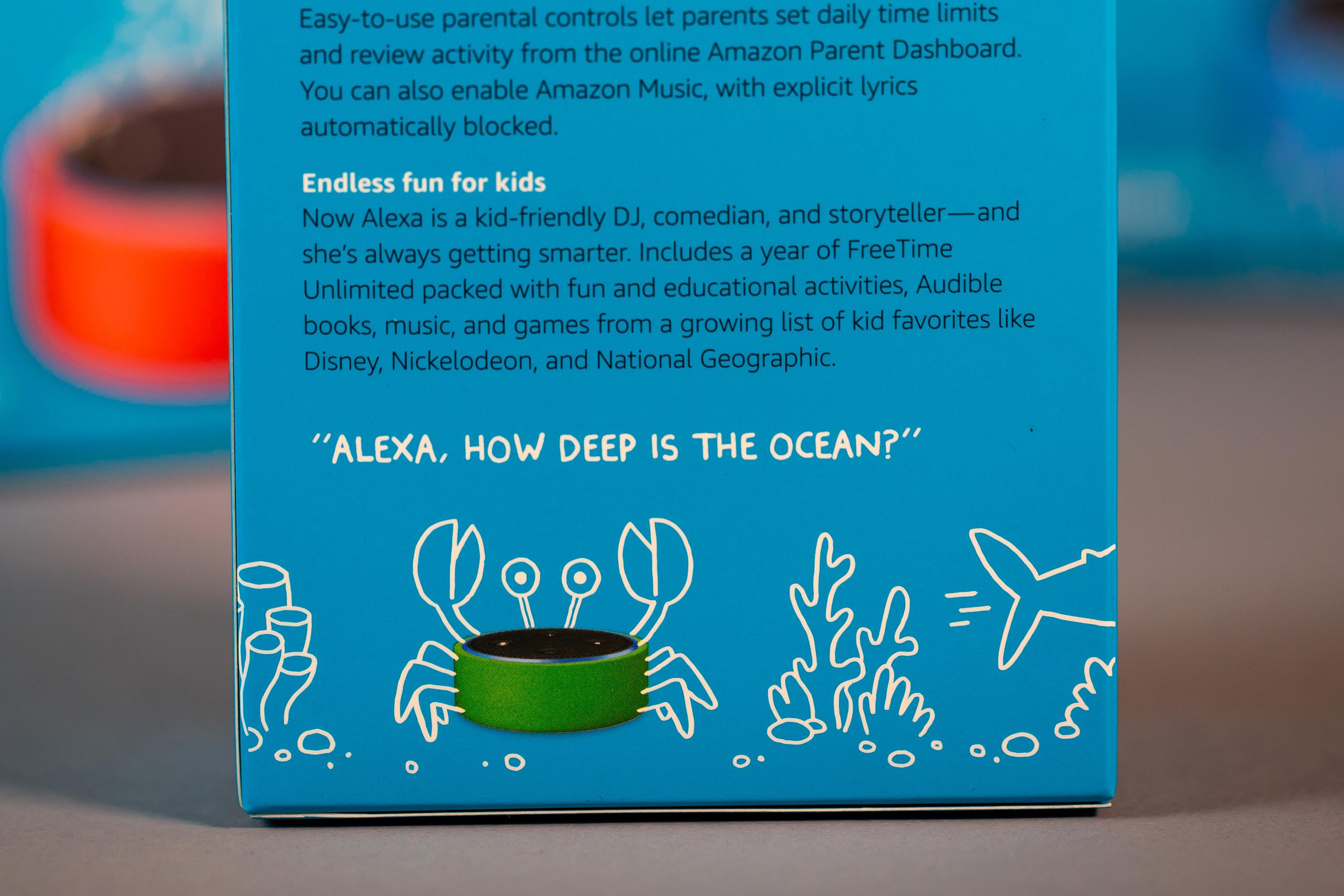 Echo Dot Kids Edition - The Portfolio of Ryan Obermeier