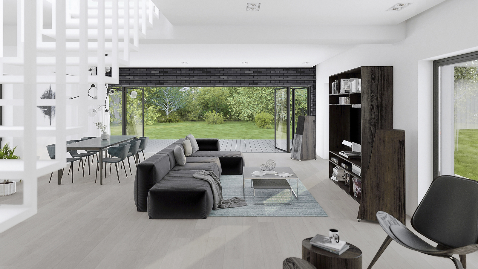 Easy Living House Marmur Studio L Projektowanie I Aranżacja