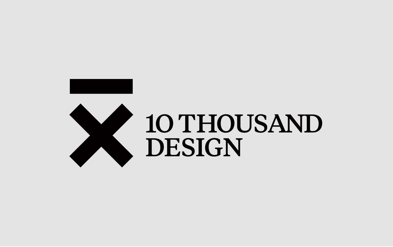10 Thousand Design Brand Identity Everyday Objects