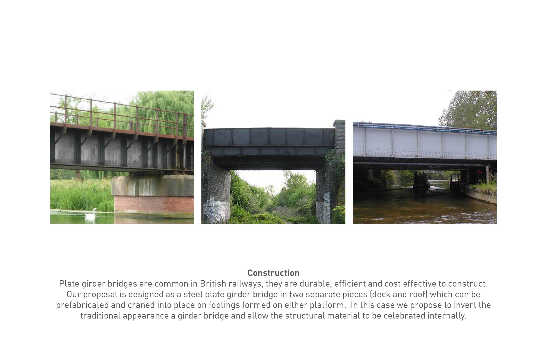 Railway Footbridge, UK - YNSTUDIO