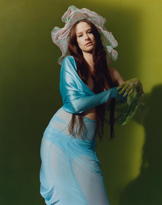 nouveau style 7b85c 1c8d2 Jaana–Kristiina for Yuhan Wang x Laura Jane Coulson - Emmi ...