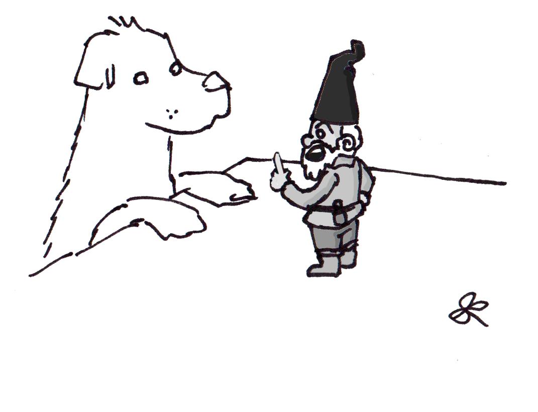 Dwarf N Dog