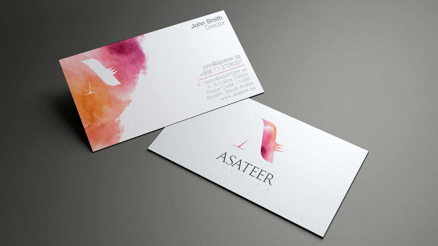 Asateer | Brand Design - Sancharee Saha