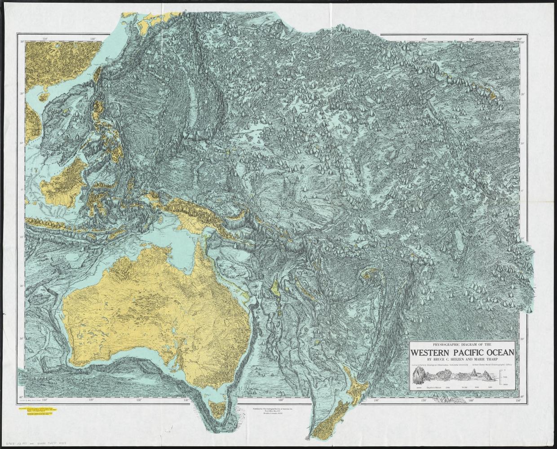 Ocean Floor Other Cartographies