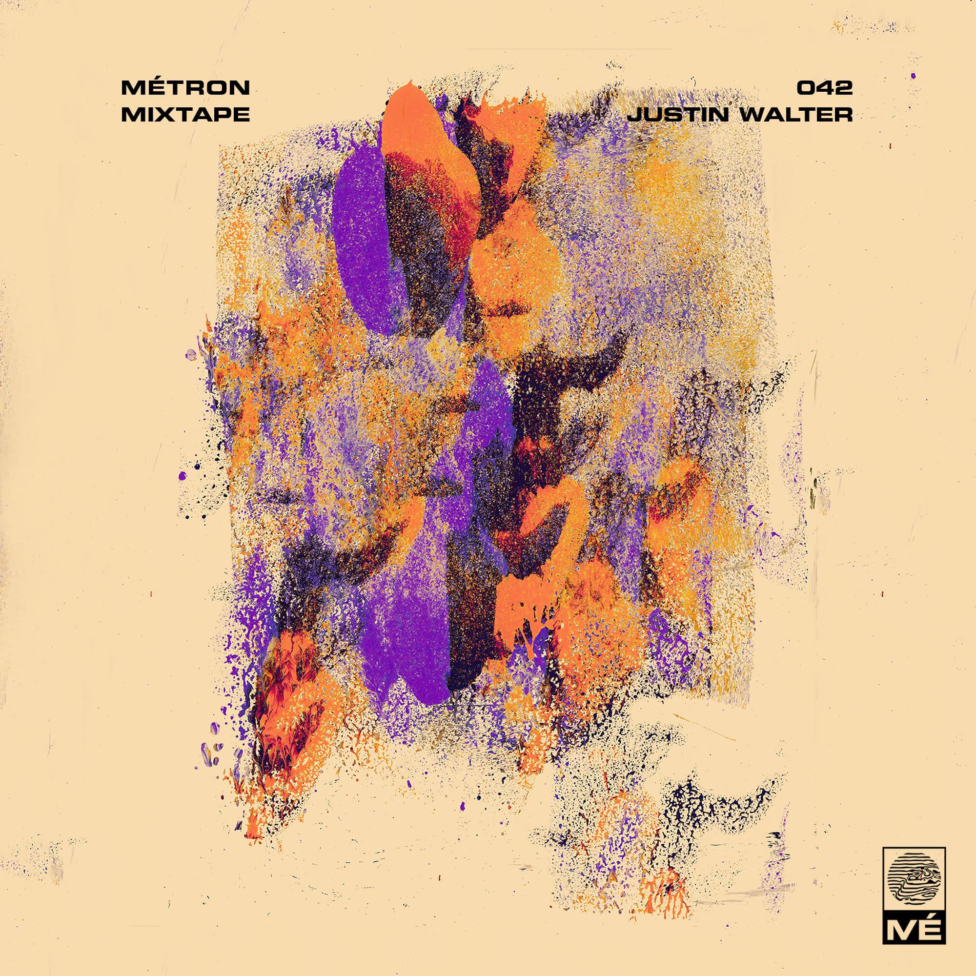 042 Justin Walter - Métron Records
