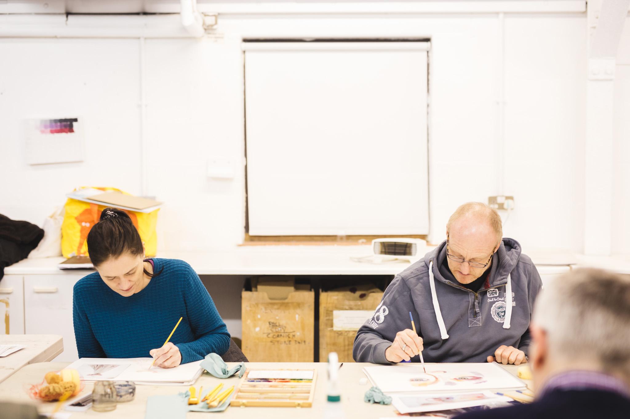 Applied Arts Tuesday Morning Milton Keynes Arts Centre