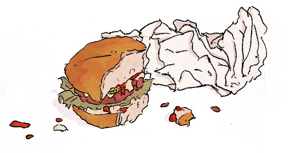 Burger Study 03
