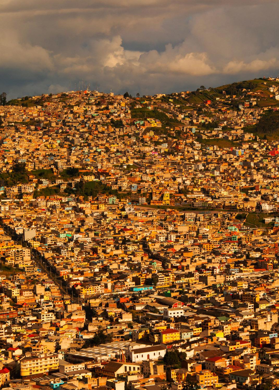 Levi Mandel Air France Quito