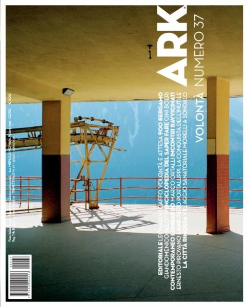 ark magazine n.37 cover