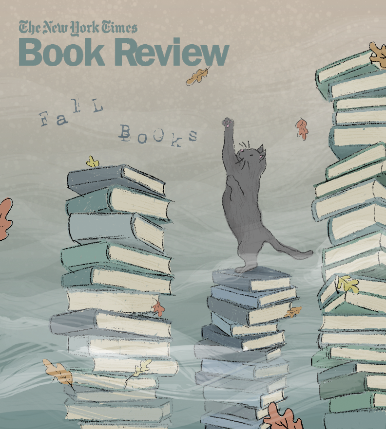 New York Times Book Review Cover Emily Mahar