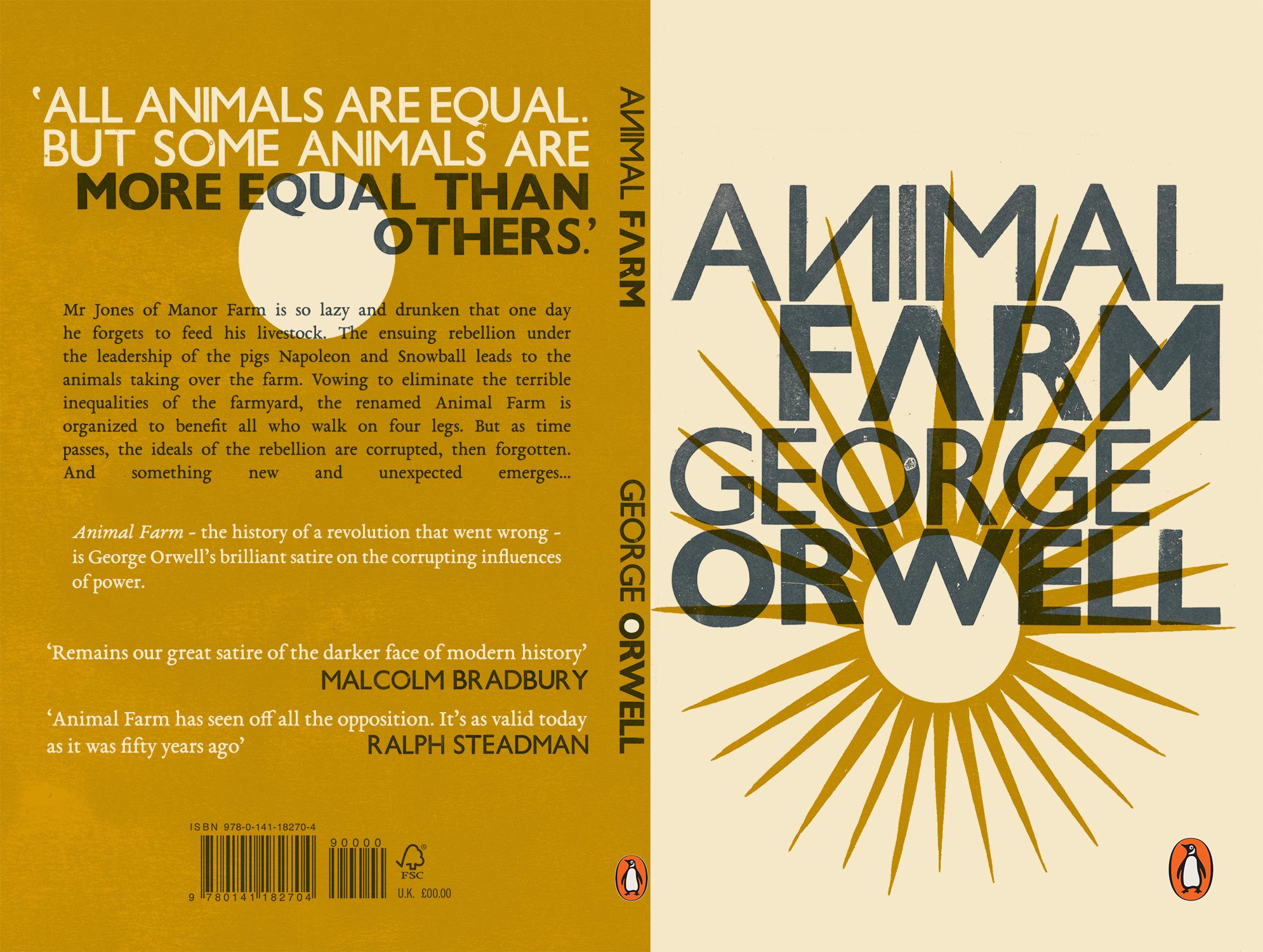 Animal Farm Hannah Bigley