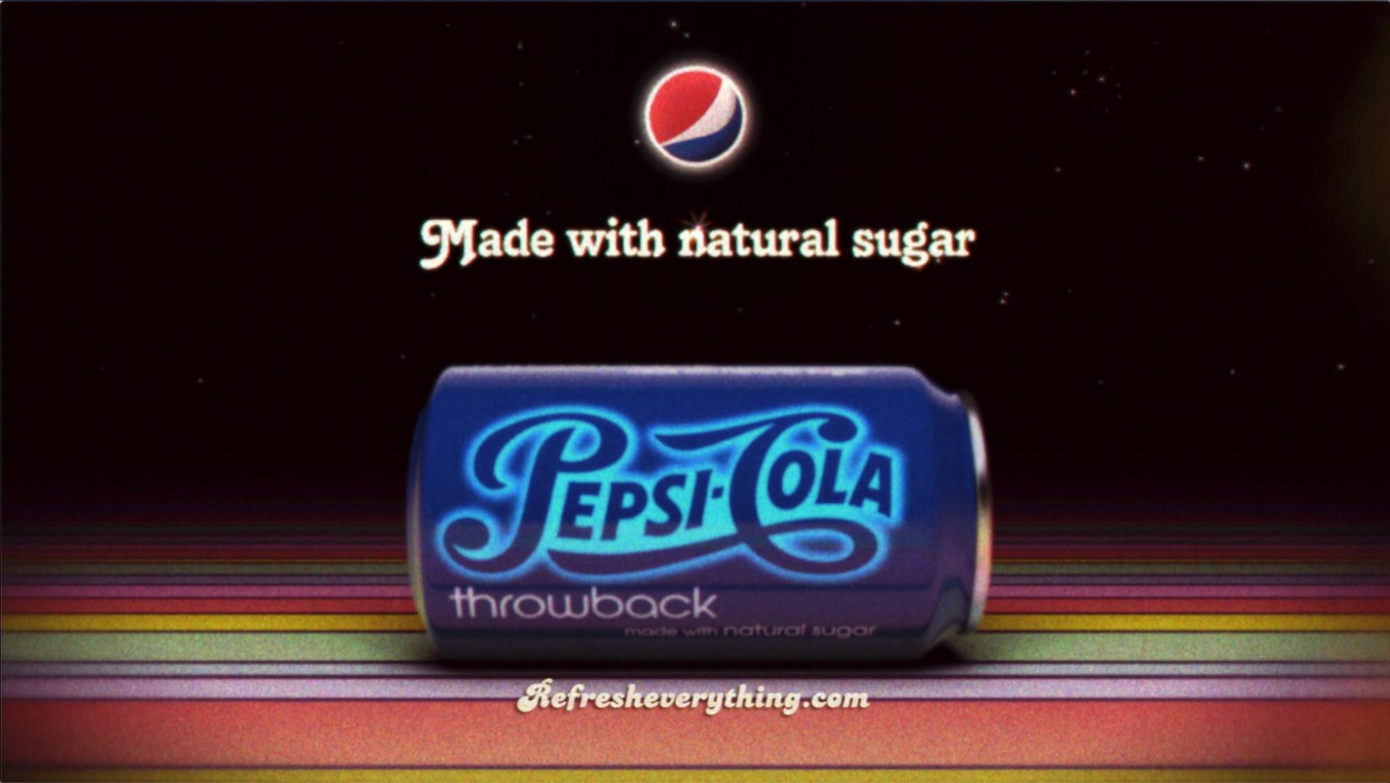Pepsi Throwback - tuesdaymcgowan